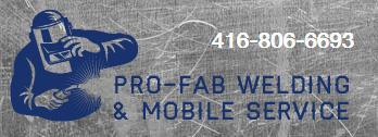 Pro-Fab Mobile Welding Service