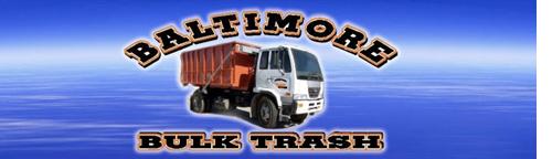 Baltimore Bulk Trash Dumpster Rental