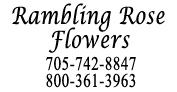 Rambling Rose Flowers & Gifts